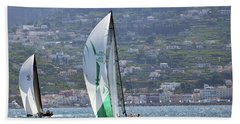 Rolex Capri Sailing Week 2014 Beach Sheet