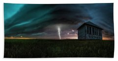 Beach Towel featuring the photograph Rose Hill  by Aaron J Groen