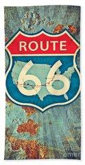Route 66 Beach Sheet