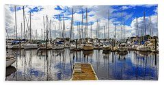 Safe Harbor Beach Sheet