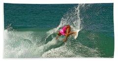 Sage Erickson Usa Beach Sheet