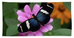 Sara Longwing Butterfly Beach Sheet
