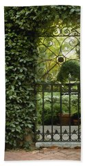 Savannah Gate Beach Towel