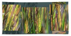 September Grass - Beach Towel