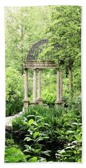 Serenity Garden Beach Sheet