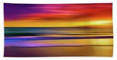 Series Mesmerizing Landscapes Beach Sheet