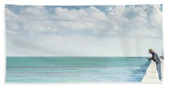 Seven Mile Fishing Beach Towel