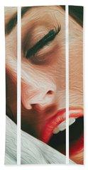 Side Kiss- Beach Sheet