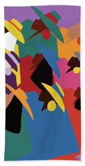 Sisters Of Courage Beach Towel