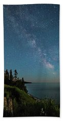 Beach Towel featuring the photograph Sky Light by Doug Gibbons