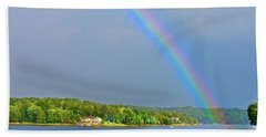 Smith Mountain Lake Rainbow Beach Sheet