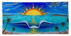 Socal Sunset Beach Sheet