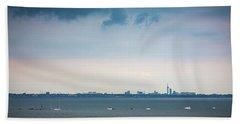 Solent Skies Beach Towel