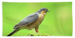 Sparrowhawk Beach Towel