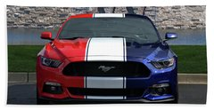 Special Edition 2016 Ford Mustang Beach Towel