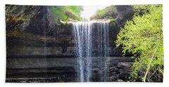 Spent The Day At Hamilton Pool. Yes Beach Towel