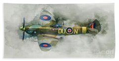 Spitfire Beach Towel