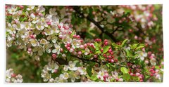 Spring Blossoms Beach Sheet
