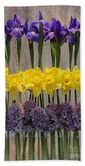 Spring Delights Beach Towel
