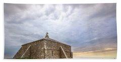 St Adhelm's Chapel - England Beach Towel