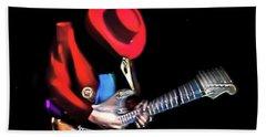 Stevie Ray Vaughan - Texas Flood Beach Sheet