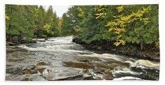 Sturgeon River Beach Towel
