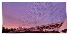 Sundial Bridge Beach Sheet