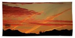 Sunrise Collection, #5 Beach Sheet