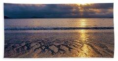 Beach Towel featuring the photograph A Costa Da Morte by Fabrizio Troiani