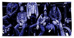 The Allman Brothers Collection Beach Towel by Marvin Blaine