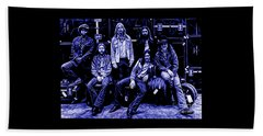 The Allman Brothers Collection Beach Towel