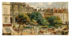 Place De La Trinite, 1893 Beach Towel
