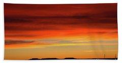 The Buttes At Sundown Beach Sheet