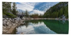 The Enchantments Beach Towel