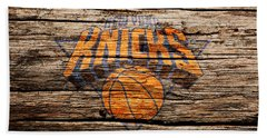 The New York Knicks 1b Beach Towel