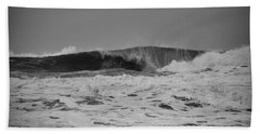 The Pacific Ocean Beach Towel