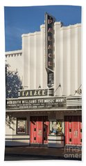 The Palace In Georgetown Texas Beach Towel