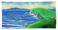 The Wild Atlantic Way Beach Towel