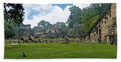 Tikal, Guatemala Beach Towel
