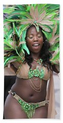 Toronto Caribbean Festiva Beach Towel