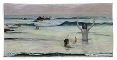 Tritons Beach Towel
