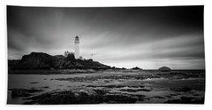 Turnberry Lighthouse Beach Towel