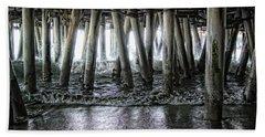 Under The Pier 2 Beach Towel