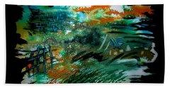 Untitled-104 Beach Sheet