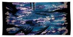 Untitled-128 Beach Towel