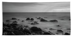 Ventnor Coast Beach Towel