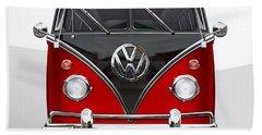 Volkswagen Bus Beach Towels