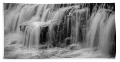 Waterfall Beach Towel by Scott Meyer