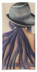 What Lies Ahead Series   Beach Towel by Chrisann Ellis