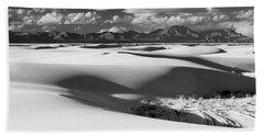 White Sands Afternoon Beach Sheet
